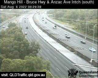 Bruce Highway & Anzac Avenue Interchange, QLD
