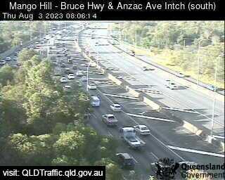 Bruce Highway & Anzac Avenue Interchange, QLD