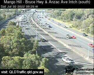 Bruce Highway & Anzac Avenue Interchange, QLD (South), QLD
