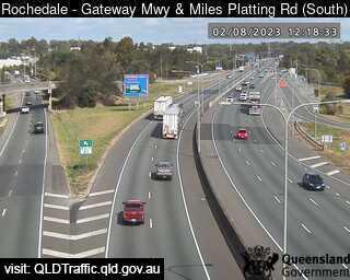 Gateway Motorway & Miles Platting Road