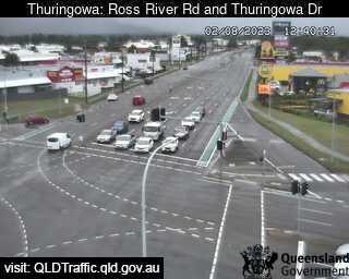 Ross River Road & Thuringowa Drive