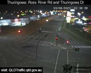 Ross River Road & Thuringowa Drive, QLD