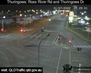 Ross River Road & Thuringowa Drive, QLD (West), QLD