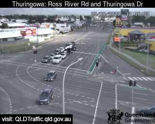 Ross River Road & Thuringowa Drive, QLD (West), QLD