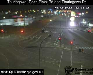Ross River Road & Thuringowa Drive, QLD