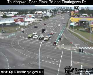 Ross River Road & Thuringowa Drive