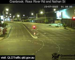 Ross River Road & Nathan Street, QLD (East), QLD