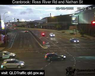 Ross River Road & Nathan Street, QLD