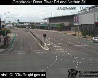 Ross River Road & Nathan Street, QLD (East), QLD