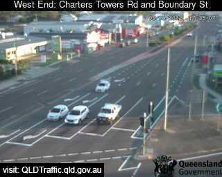 Charters Towers Road & Boundary Street