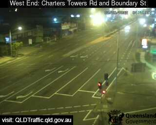 Charters Towers Road & Boundary Street, QLD (South), QLD