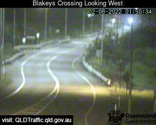 Blakeys Crossing on Ingham Road