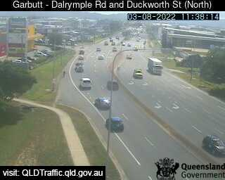 Duckworth Street & Dalrymple Road, QLD