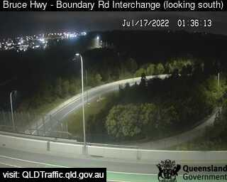 Bruce Highway & Boundary Road Interchange