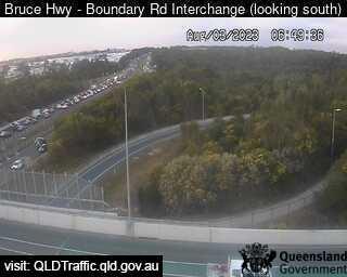 Bruce Highway & Boundary Road Interchange, QLD