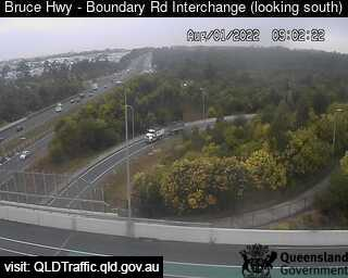 Bruce Highway & Boundary Road Interchange, QLD (Southeast), QLD