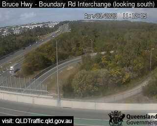 Bruce Highway & Boundary Road Interchange