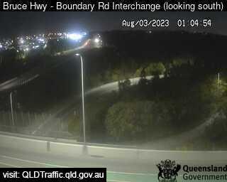 Bruce Highway & Boundary Road Interchange, QLD (Southeast), QLD