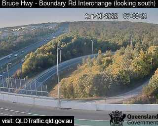 Bruce Highway & Boundary Road Interchange, QLD
