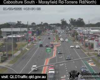 Morayfield Roadd & Torrens Road