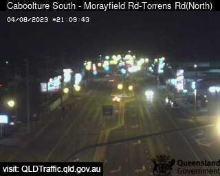 Morayfield Roadd & Torrens Road