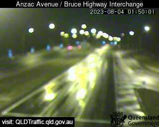 Anzac Avenue & Bruce Highway, QLD (East), QLD