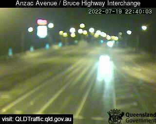 Anzac Avenue & Bruce Highway, QLD