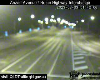 Anzac Avenue & Bruce Highway, QLD