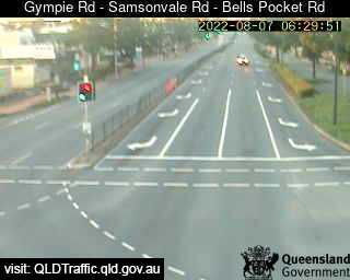 Gympie Road & Samsonvale Road & Bells Pocket Road, QLD (South), QLD