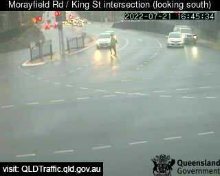 Morayfield Road & King Street Intersection