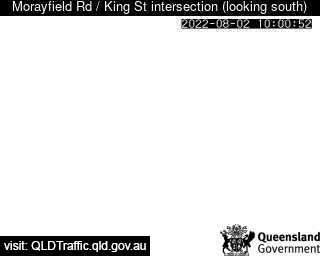 Morayfield Road & King Street Intersection, QLD (East), QLD