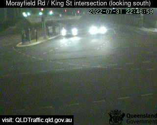 Morayfield Road & King Street Intersection, QLD