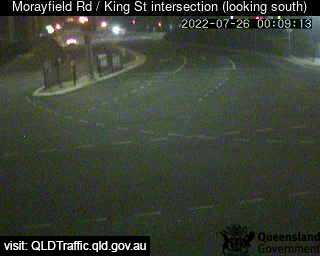 Morayfield Road & King Street Intersection