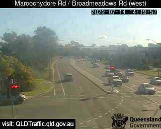 Maroochydore Road & Broadmeadows Road