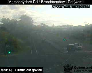 Maroochydore Road & Broadmeadows Road