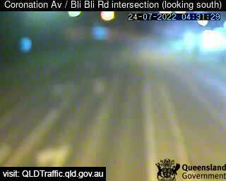 Nambour Coronation Avenue & Bli Bli Road Intersection
