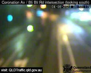 Nambour Coronation Avenue & Bli Bli Road Intersection