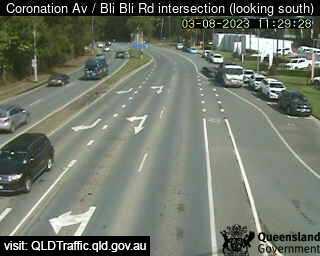 Nambour Coronation Avenue & Bli Bli Road Intersection, QLD