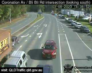 Nambour Coronation Avenue & Bli Bli Road Intersection, QLD (South), QLD