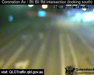 Nambour Coronation Avenue & Bli Bli Road Intersection, QLD