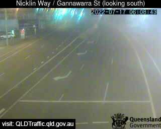Nicklin Way & Gannawarra Street