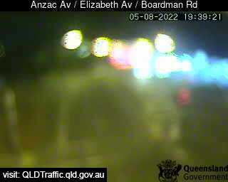 Webcam at Anzac Avenue / Elizabeth Avenue / Boardman Road Kippa-ring