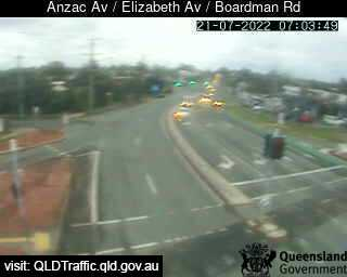 Anzac Avenue & Elizabeth Avenue & Boardman Road, QLD (West), QLD