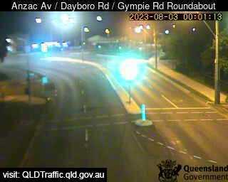 Anzac Avenue & Dayboro Road & Gympie Road Roundabout, QLD (Southwest), QLD