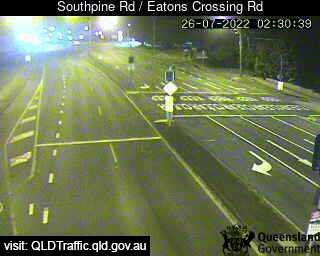 Webcam at Southpine Road / Eatons Crossing Road Albany Creek
