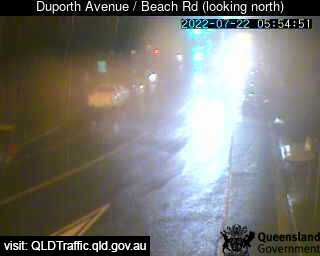 Webcam at Duporth Avenue / Beach Road Maroochydore