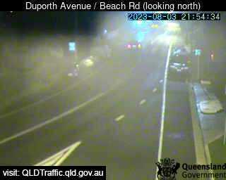 Duport Avenue & Beach Road