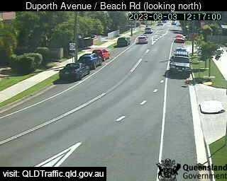 Duport Avenue & Beach Road, QLD (North), QLD