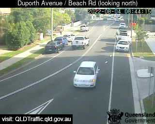 Duport Avenue & Beach Road, QLD