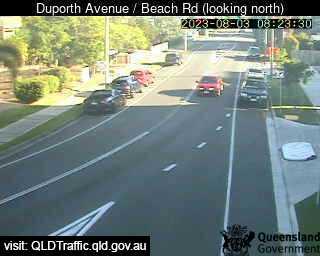Duport Avenue & Beach Road, QLD